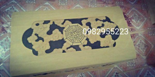 quách gỗ